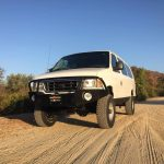 Ford E Series 4x4 Van Conversions Agile Off Road