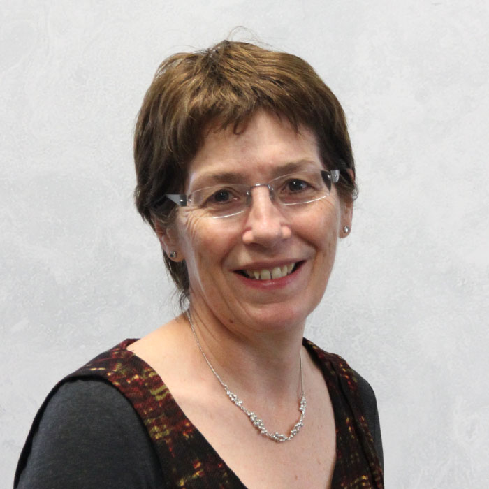 Dr Peggy Gregory