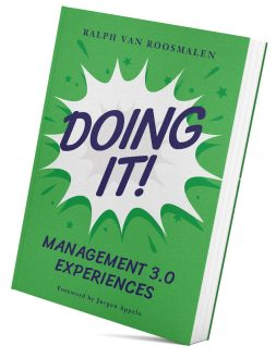 book cover Doing It - Management 3.0 Experiences