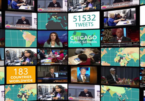 The Hour of Code Goes Global
