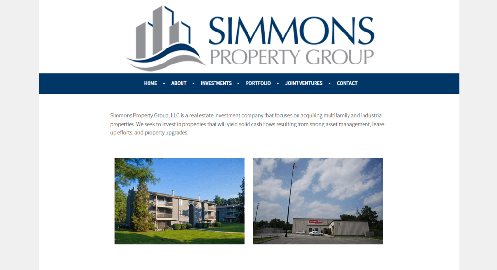 Simmons Property Group