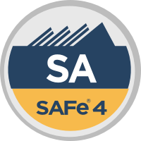 Lead the SAFe transformation with certified SAFe training course Leading SAFe®