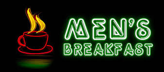 ABC Men's Breakfast – Saturday May 20 at 8:30am