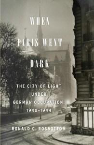 When Paris Went Dark Cover