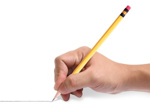 pencil-in-hand