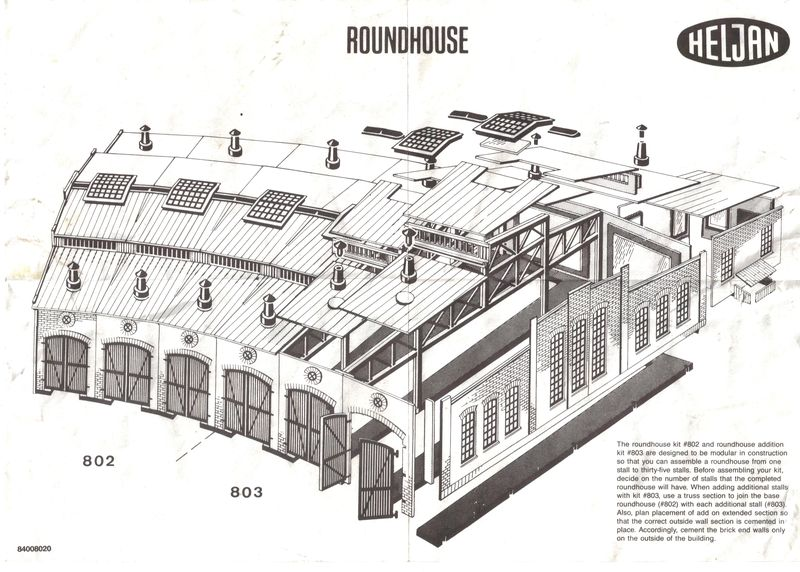 Not all roundhouses are—round, that is. « Welcome to
