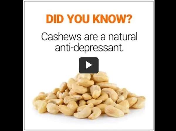 Wonderful Benefits Of Cashews