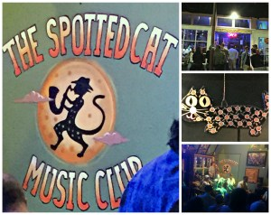 The Spotted Cat....one fun place!