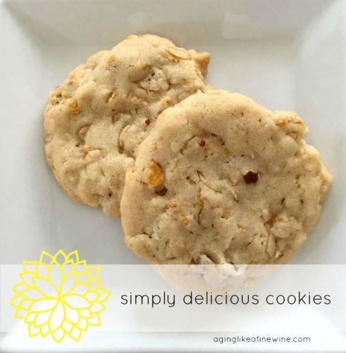 simply delicious cookies