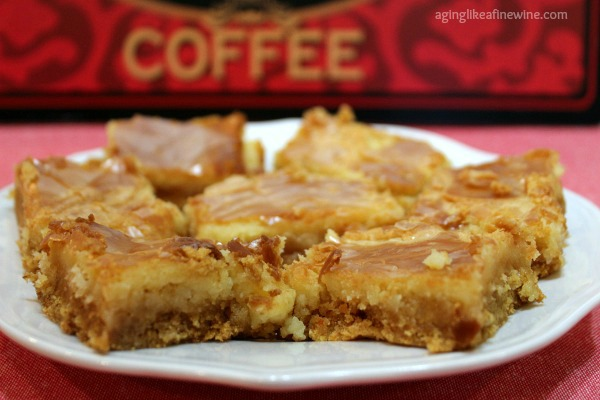 Melt in Your Mouth Buttery Dessert Bars