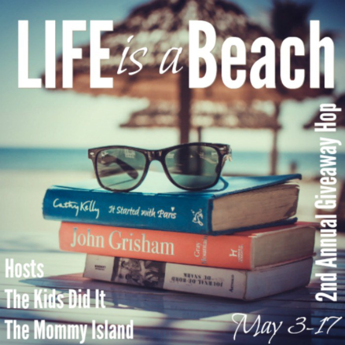 Life is Beach summer giveaway