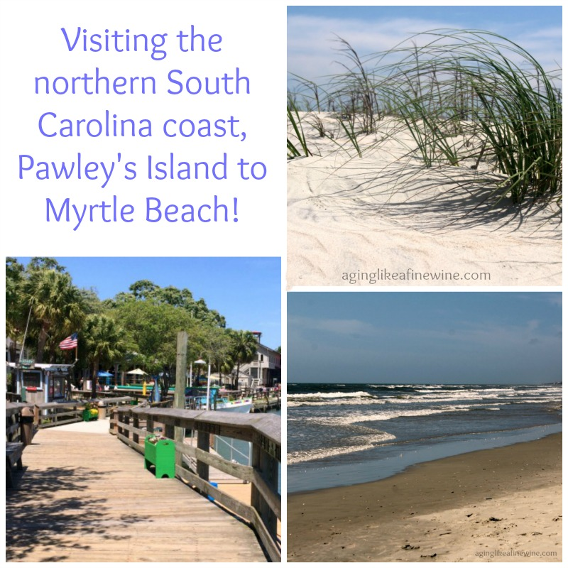 South Carolina coast
