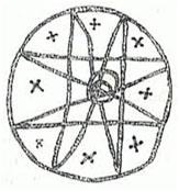 Mi'kmaq petroglyph