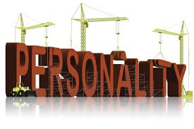 Personality - construction