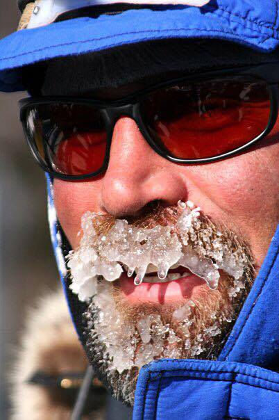 Mark Black: Who Says a big guy can't win the Beargrease Marathon