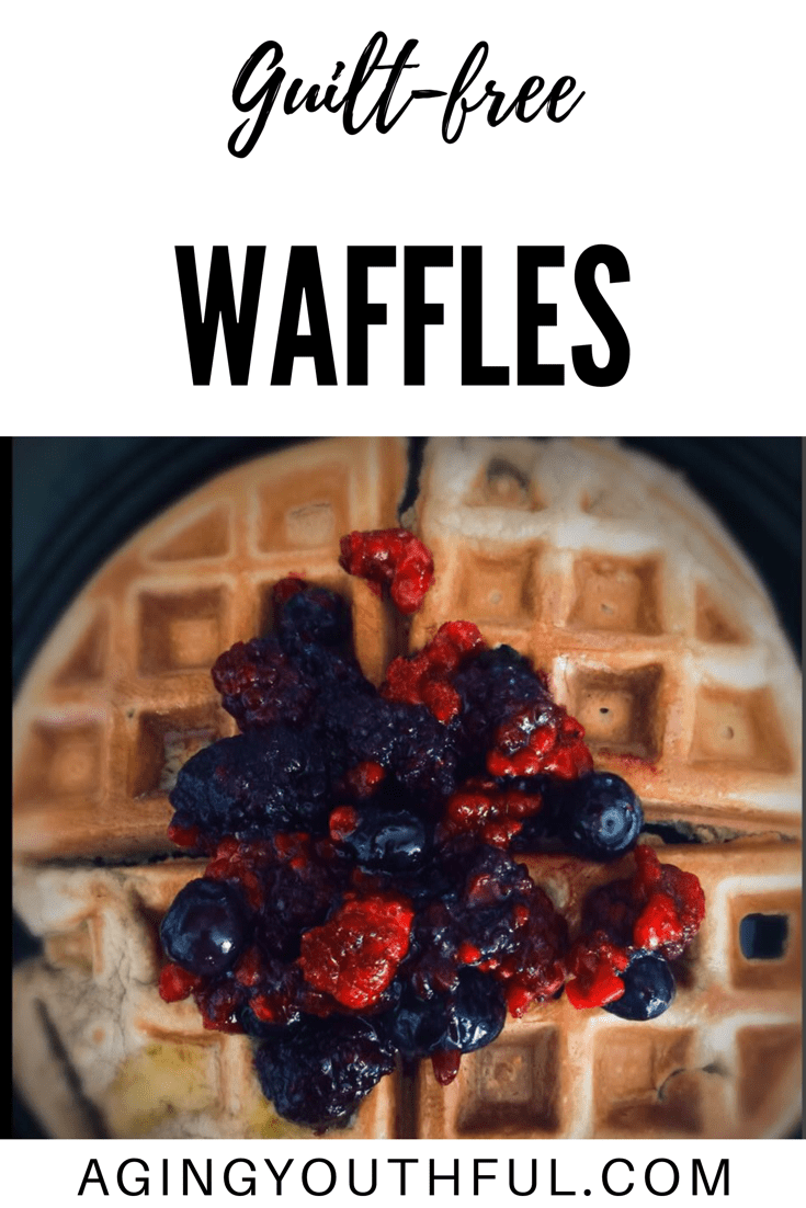 Guilt free waffles are here!