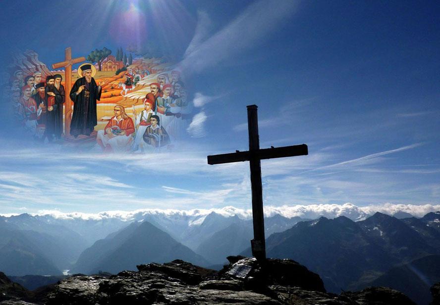 Τὸ Σημεῖον και η Δύναμις τοῦ Σταυροῦ ~ Άγιος Πατροκοσμάς