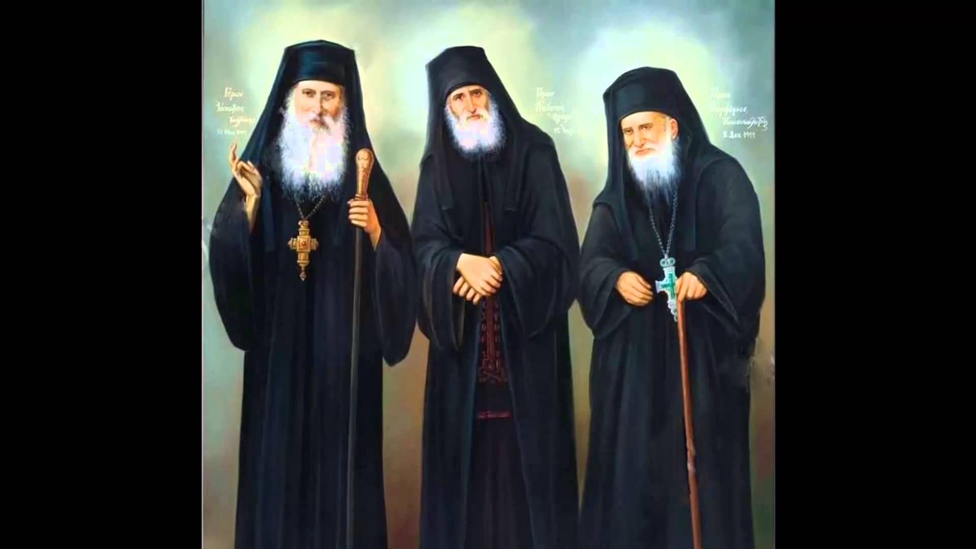 Ο Όσιος Γέροντας Ιάκωβος Τσαλίκης! Ο Μητροπολίτης Μόρφου ομιλεί για τον 'Aγιο Πνευματικό του Πατέρα!