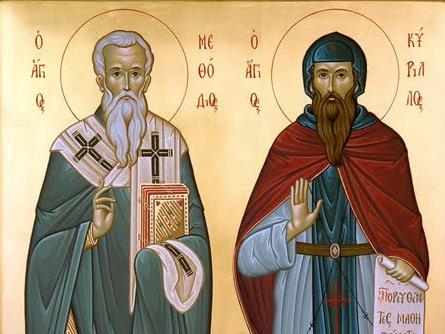 Λάμπρος Κ. Σκόντζος, Οι άγιοι Κύριλλος και Μεθόδιος: Οι φωτιστές των Σλάβων