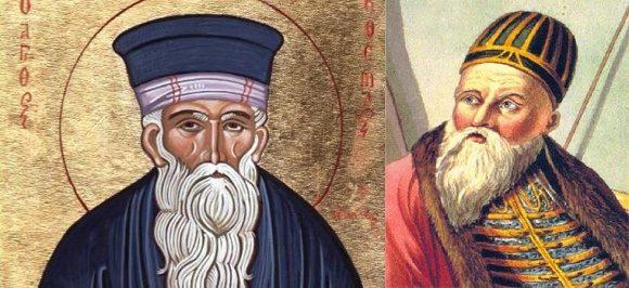 Η προφητεία του Αγίου Πατροκοσμά για τον Αλή Πασά είχε κόκκινο χρώμα