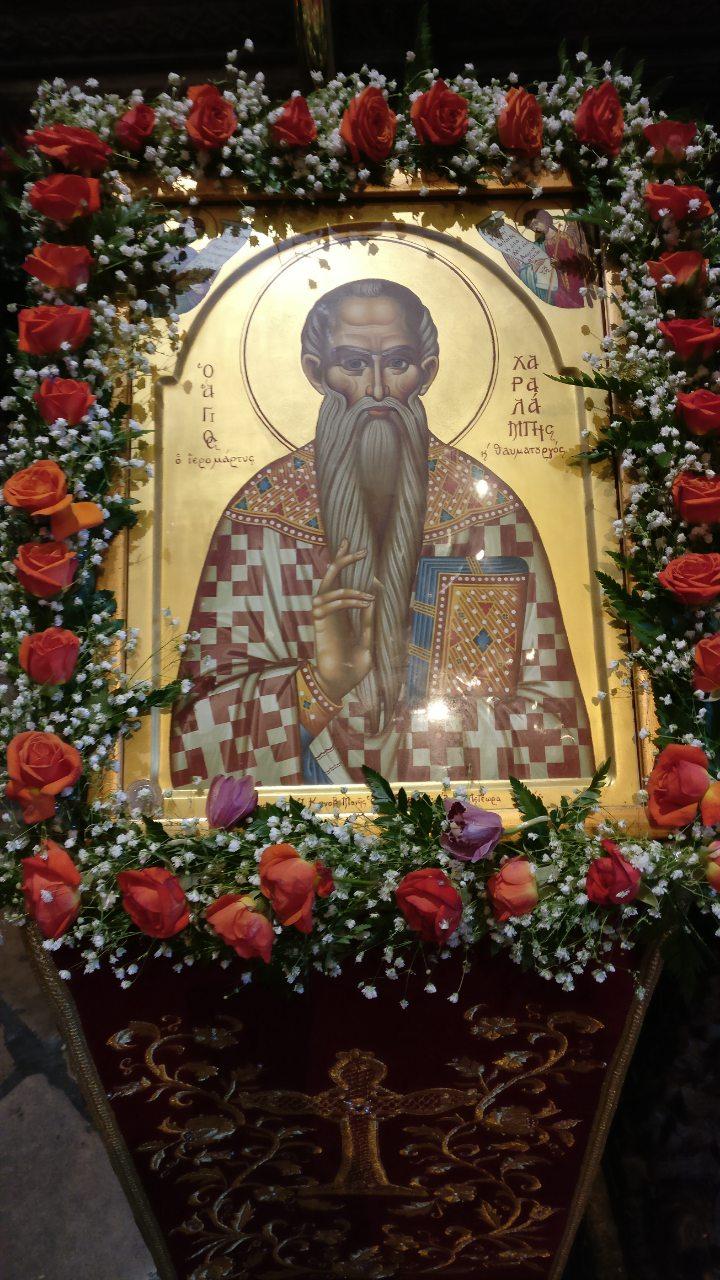 Η παραφροσύνη του Σεβήρου-Μοναχής Θεοτέκνης Ι.Μ Αγίου Στεφάνου Μετεώρων