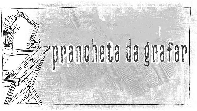 Prancheta da Grafar