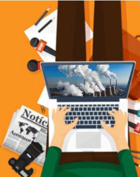 Crise climática é pauta de curso para jornalistas em Porto Alegre