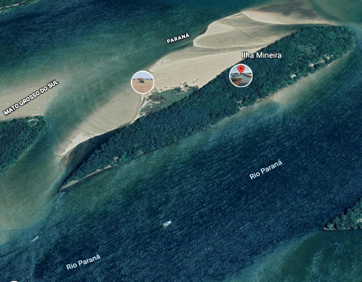 Tribunal federal determina demolição de imóveis nas ilhas Tararã, Mineira e Cruzeiro no Rio Paraná