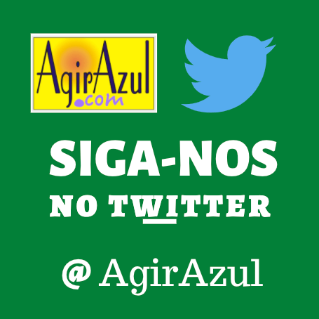 Siga o AgirAzul Notícias no Twitter