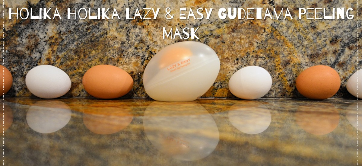 Lazy & Easy Gudetama Peeling Face Mask
