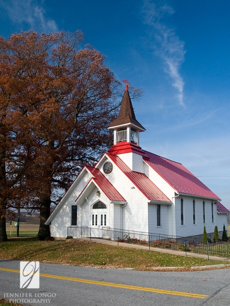 Churches in Maryland