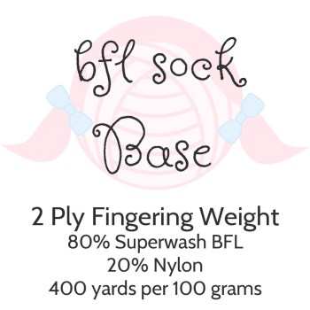 BFL Sock Base
