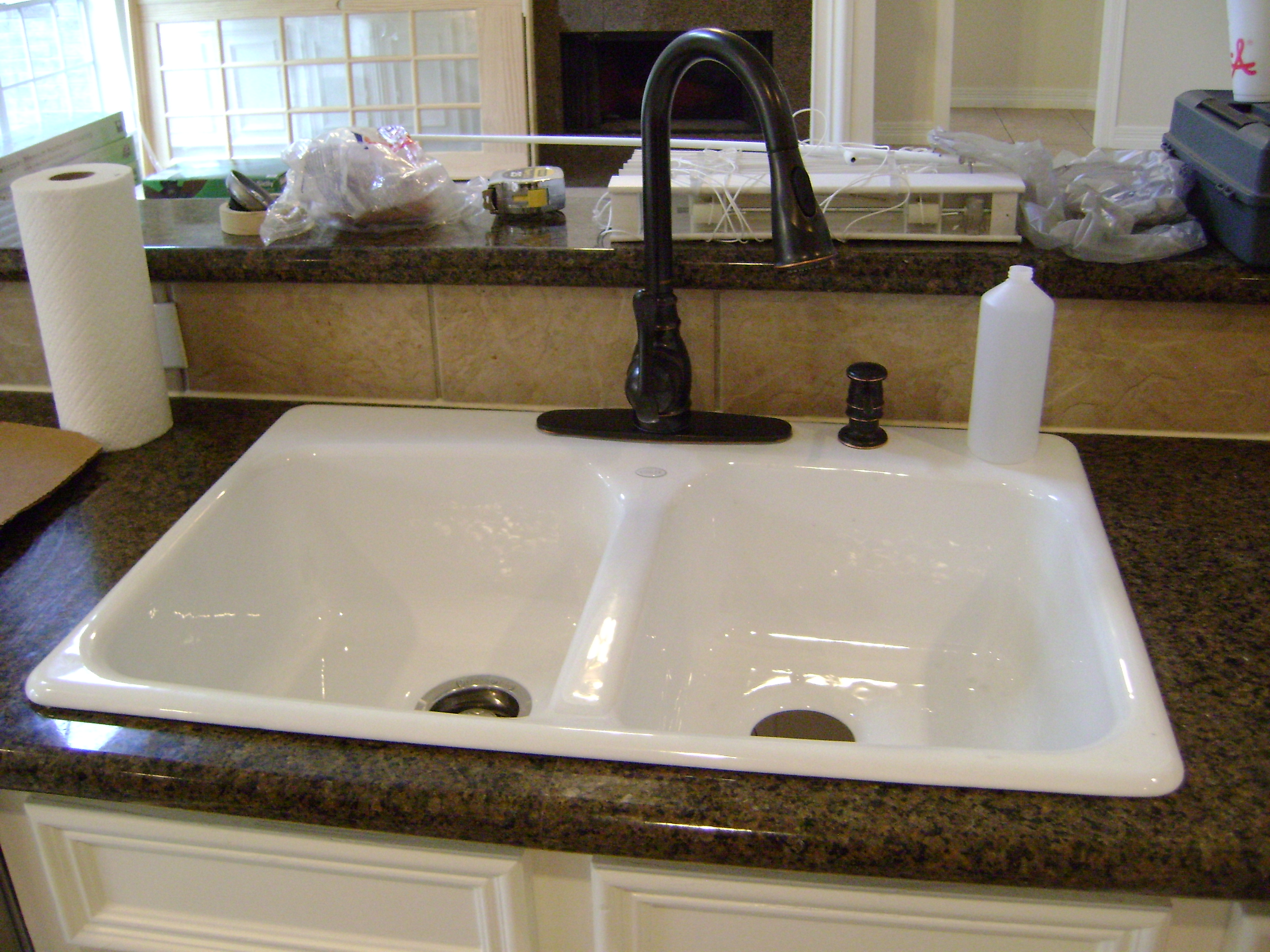 garbage disposal a girl can do it