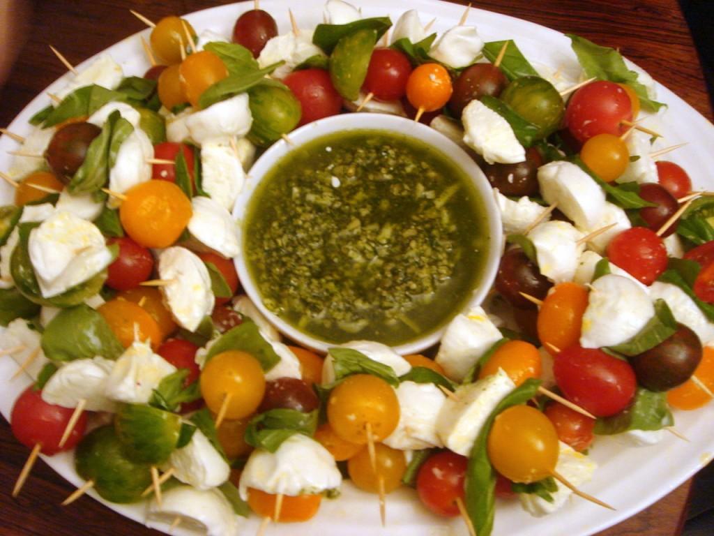 Tomato & mozarell
