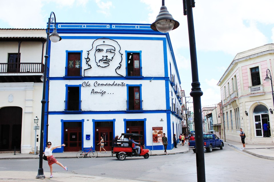 Cuba Che Guevara Travel Wanderlust