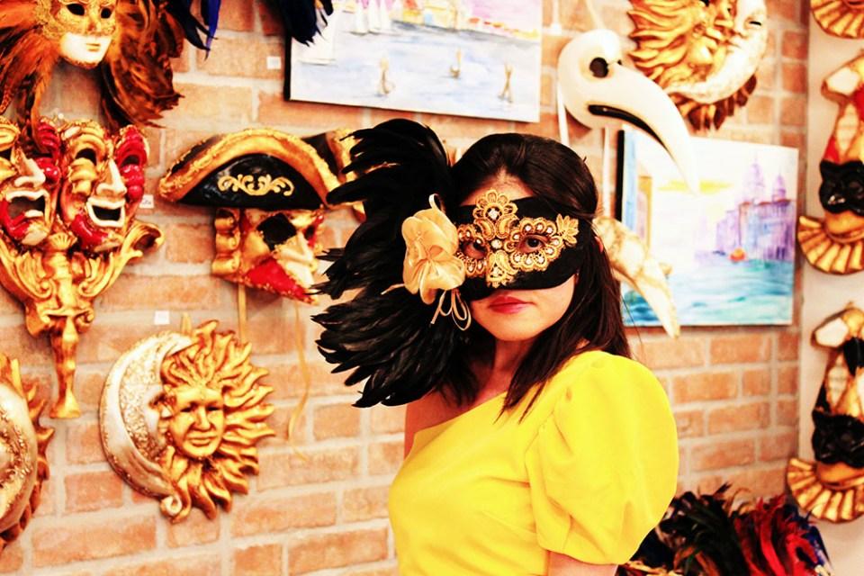 venice fashion carnival masquerade