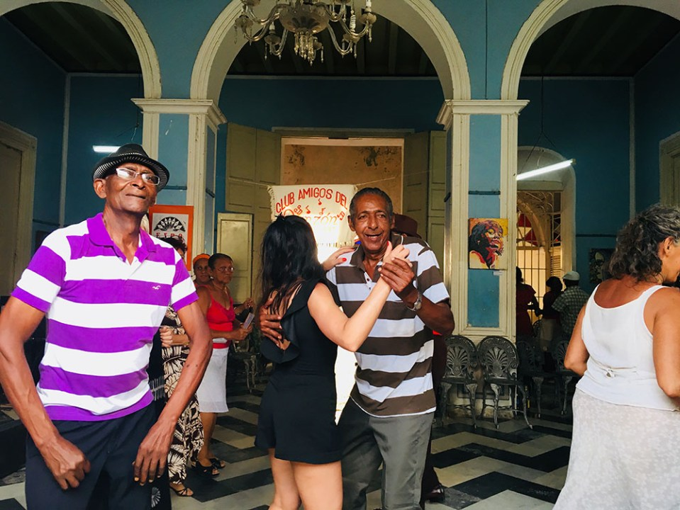 trinidad cuba dance lesson the road less traveled