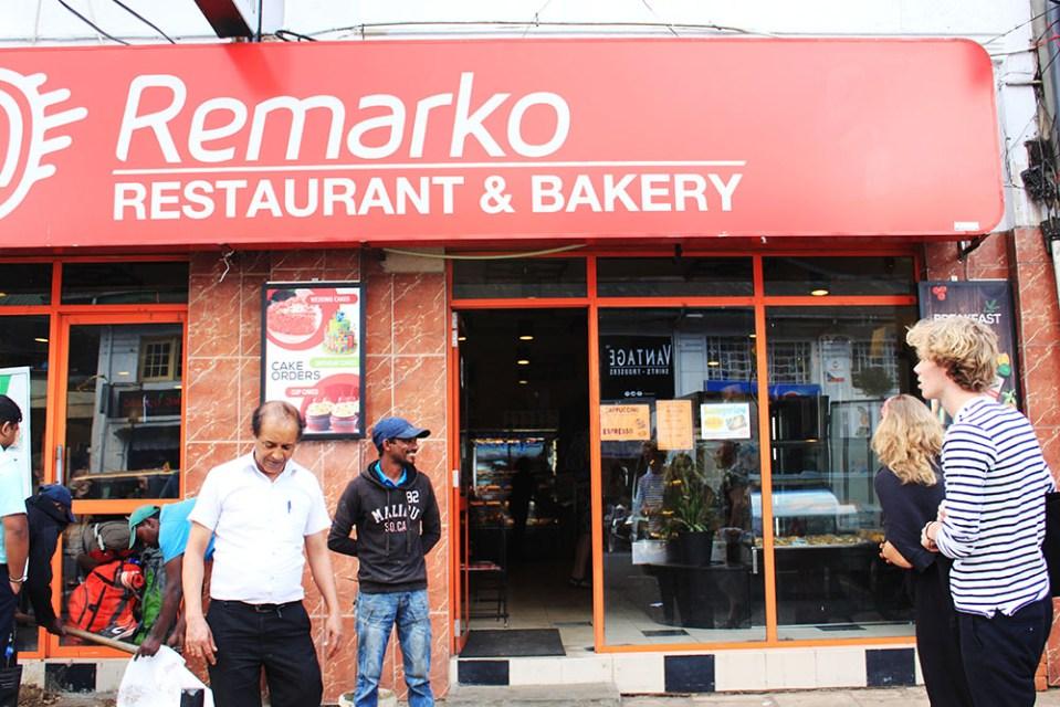 remarko budget restarurant in nuwara eliya sri lanka