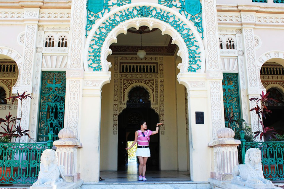 pastel pattern castle cuba egyptian soul therapy