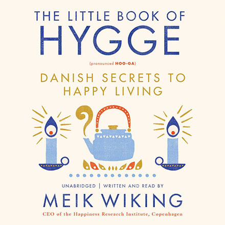 The Little Book of Hygge by Meik Wiking, Digital Detox Trip in the City
