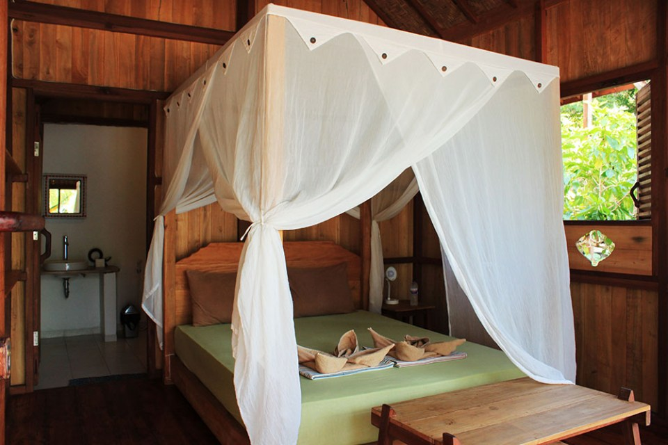 BaraCoCO Bungalows couple bedroom