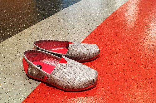 Suare toed shoes summer trend 2019