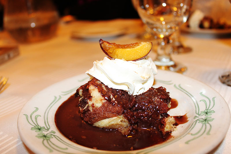 agirlnamedclara hungarian chocolate dessert food trip travel