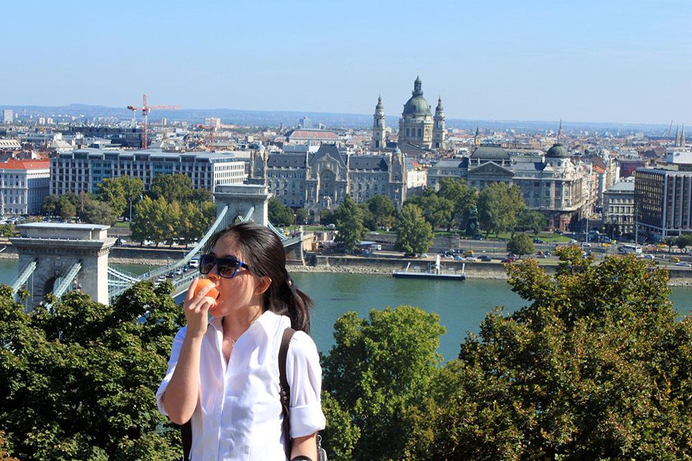agirlnamedclara beautiful budapest solo female traveler