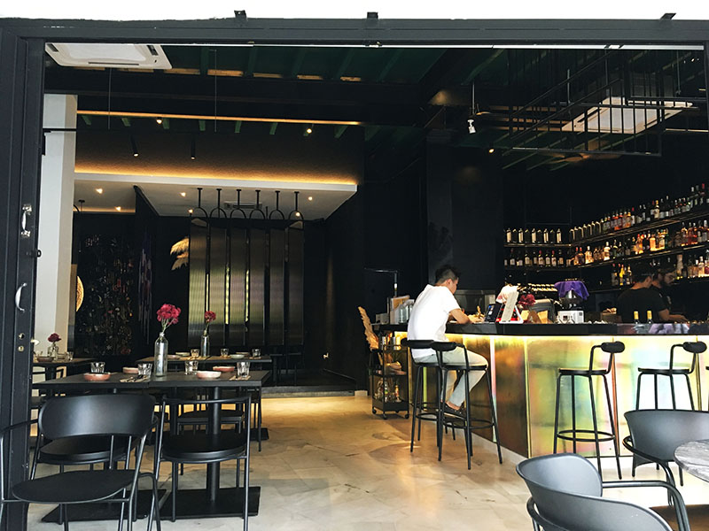 agirlnamedclara modern premium bar interior design chinatown kuala lumpur