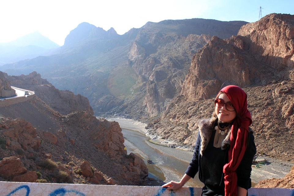 morocco atlas mountains agirlnamedclara female asian travellers