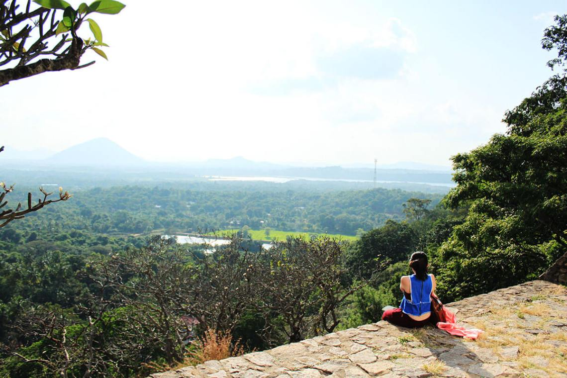 asian girl tourist sitting on top of a hill sri lanka age is just a number confessions of crossdresser agirlnamedclara