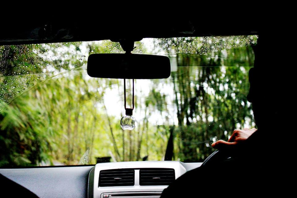 bamboo forest desa penglipuran village bali car rental agirlnamedclara
