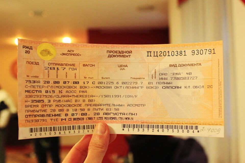 moskovsky buttlet train ticket russia st petersburg to moscow agirlnamedclara