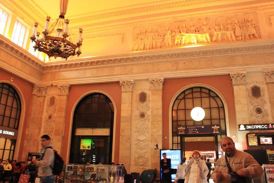 moskovsky railway station interior design agirlnamedclara